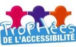 logo trophees de l accessibilité
