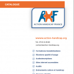 catalogue AHF 1ere page