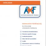 catalogue AHF 1ere page
