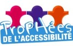 logo trophees de l accessibilité