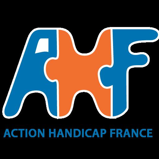 logo AHF Action Handicap France